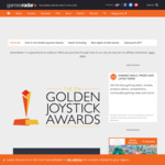 6 Free eBooks from Golden Joystick Awards 2019 @ Gamesradar