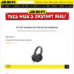 Sennheiser HD 4.30G Over-Ear Headphones $59 + Delivery (Free C&C) @ JB Hi-Fi