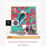 Win an Anna Blatman Homeware Package Worth $936.90 from Artist Lane/Koh Living