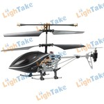 iPhone/iPod Touch/iPad Controlled Rechargeable 3-CH R/C I-Helicopter, AUD $33.6 Shipped