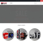 20% off Storewide + Free Shipping @ Stealth Sports