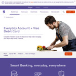 $50 Bonus for New Complete Freedom Accounts ($500 Deposit Required, New Customers) @ Bank of Melbourne
