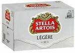Stella Artois Legere 24x330mL or Corona Ligera 24x355mL $38.80 Delivered @ CUB eBay