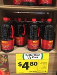 Lee Kum Kee Soy Sauce 1.75L $4.80 (Was $10) @ Woolworths