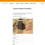 Free Vitamin Tea Travel Pack @ Eloments Vitamin Tea