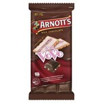 Arnott's Iced Vovo, Wagon Wheel, Scotch Finger, Ginger Nut Chocolate Block $1.50 (Was $5) @ Coles