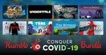 [PC] Humble Conquer Covid-19 Bundle $51 @ Humble Bundle