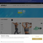 Click Frenzy: 30% off Almost Everything + Free Standard Shipping @ 2XU