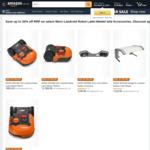 Worx Landroid Robotic Lawn Mowers 33% off (eg WR139E 500m2 $955.60 Delivered) @ Amazon AU