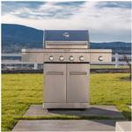 KitchenAid 4 Burner Gas BBQ $899 Delivered @ Costco (Paid Membership)