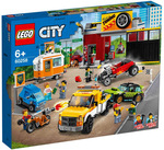 City Tuning Workshop 60258 $99, City Police Station 60246 $99 Delivered @ Myer/Amazon