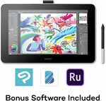 "Wacom 13.3"" One Creative Pen Display White $589.37 Delivered @ Amazon AU ($559.90 with Officeworks Pricebeat)"