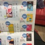 Belong $25 Starter Packs for $10, Optus $30 for $10, Vodafone $50 for $20 @ Australia Post, Online & In-store