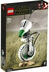 LEGO Star Wars D-O 75278 $79 (Was $119), T-16 Skyhopper Vs Bantha 75265 $18 (Was $27) + Delivery (Free in VIC) @ Big W
