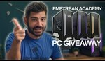 Win an Empyrean Academy Gaming PC from Ironside Computers