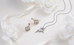 Earrings & Watches with Swarovski Crystals Starting from $24 + Free Shipping @ Mestige Amazon AU