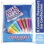 ½ Price Zooper Dooper Varieties $2.90 @ Coles