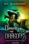 "[eBook] Free: ""Demons and Dragons"" (Box Set 1 of 3) by Kit Bladegrave"" @ Kobo, Google Play, Apple Books, Amazon"