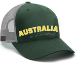 Ashes Australia Bucket Hat $2.00 (RRP $25); Ashes 2013-14 Event & Trucker Caps $5.00ea + Free C&C in Melbourne @ Sporting House