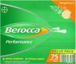 Berocca Energy Vitamin 75/30/15 Pack $19.04/ $8.28/ $4.86 + Delivery ($0 with Prime/ $39 Spend) @ Amazon AU