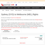 """Qantas """"See More Australia"""" Sale (150 routes across Aus): eg SYD <> MEL from $125, SYD <> BNE from $115 and More @ Qantas.com"""