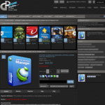 Internet Download Manager 1year A$10.32, Lifetime Version A$26.14 @ Game Dealing