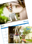 2021 Rescued Dog/Cat Calendar $10 (Was $20) + Delivery @ Save-A-Dog Scheme