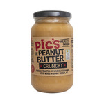 ½ Price Pic's Really Good Peanut Butter Varieties 380g $3.75 @ Coles