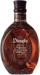 [VIC] Dimple 15 Year Old Scotch Whisky 700mL $50 (Was $72) + $5.95 Delivery @ Cellarbrations