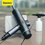 [eBay Plus] Baseus Car Washer Spray Gun High Pressure Foam Hose Cleaner $71.55 Delivered @ baseus_officialstore_au eBay