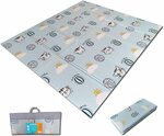 Fun N Well XPE Foldable Baby Play Mat (Penguin Walk / Dreamy Kitten) $49.99 Delivered @ Well Reflection via Amazon AU