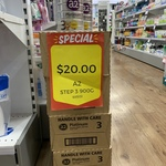 [WA] A2 Baby Formula Stage 3 900g $20 in-Store @ Forest Lakes Pharmacy