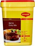 [Prime] MAGGI Classic Rich Gravy Mix 2kg (Makes 20 Litres, 400 Serves) $19.12 ($16.57 S&S) Delivered @ Amazon AU