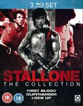[Prime] Stallone The Collection - First Blood/Cliffhanger/Lock up UK Blu Ray - $10.43 Delivered @ Amazon UK via AU