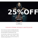 25% off Sitewide + $8.95 Shipping ($0 with $50 Spend) @ Wildfire