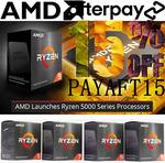 [Afterpay] AMD Ryzen 5 5600X $361.25, Gigabyte B550M-DS3H $85 Delivered @ gg.tech365 eBay