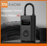 New Xiaomi Mijia Portable Inflator 1S Smart Digital Upgraded Version  US$42.92 (~A$58) Delivered @ Xiao_MI Youpin Aliexpress