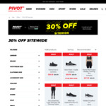 Skechers Summits Sneakers $30, Champion/Puma/adidas/ASICS Clothing from $20 + $10 Delivery (Free with $120 Spend) @ Pivot