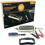 CTEK MXS5.0 Value Pack: Charger + Bumper + Comfort Connect + Power Bank - $115 + Delivery or Free C&C @ Repco