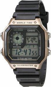 Casio Royale World Time Watch $30.54 + Post ($0 Prime & $49+) @ Amazon US via AU (6% @ Cashrewards)