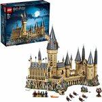 LEGO Harry Potter Hogwarts Castle 71043 Castle Model Building Kit $519.20 Delivered (20% off) @ Amazon AU