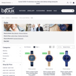 50% off Selected Pierre Lannier Watches + $9.95 Delivery (Free with $89 Spend) @ Bijoux