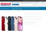 128GB: iPhone 13 Mini $1159.99, 13 $1299.99, Pro $1649.99, Pro Max $1789.99 | iPad Mini 6th Gen 64GB $720 @ Costco (M'ship Req)