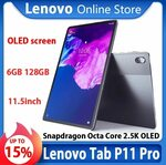 """Lenovo Xiaoxin Pad Pro (11.5"""" OLED, 6GB/128GB, SD730G, Widevine L1) US$328.08 (~A$452.83) Shipped @ Lenovo Online AliExpress"""
