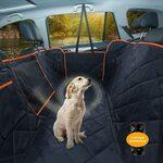 AUSELECT Waterproof Pet Seat Cover w/ Mesh Visual Window & Seat Belt Opening $26.99 + Post ($0 Prime/ $39+) @ AUSELECT AMAZON AU