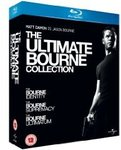 The Ultimate Bourne Collection [Blu-Ray] $19.50 AUD Delivered (Amazon UK)