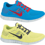 Nike Free Run Plus 3 Running Shoes - $84AUD Delivered from Wiggle.co.uk