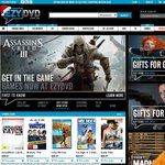 20% off Movies and Games at EzyDVD - Click Frenzy