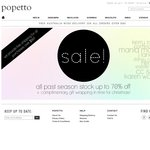 Popetto up to 70% Designer Jewellery and Sunglasses