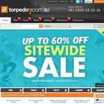 Torpedo7 - Up To 60% Off Sitewide